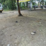 The Social Responsibility: The place of temple after cleaning Image 1